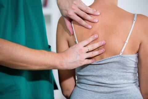 Douleurs de dos et chiropraxie