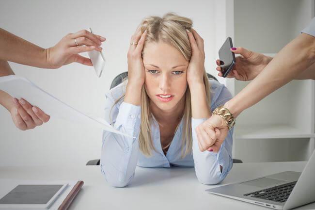 Soulagement du stress et céphalée par la Chiropraxie