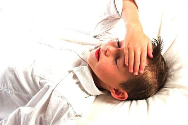 Coeznyme Q10 pour prévenir migraine chez enfants at ados